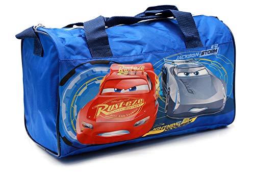 Setino Disney Pixar Cars Sporttasche 14.4L (Blau)