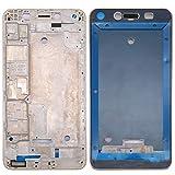 PANTAOHUAUS Panteohuaes Huawei Honor 5 / Y5 II Carcasa Frontal Marco LCD Placa Bisel (Color : Gold)
