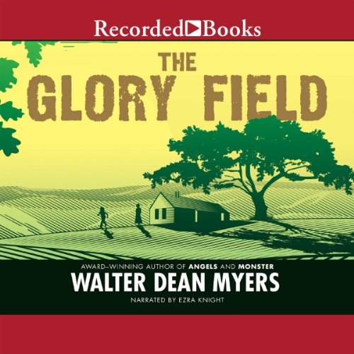 The Glory Field audiobook cover art