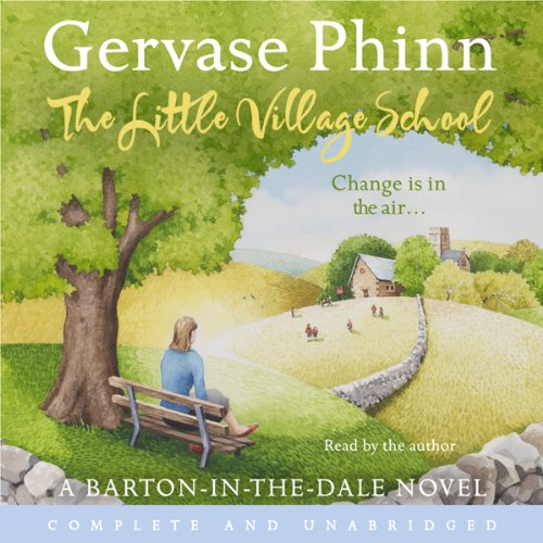 The Little Village School audiobook cover art
