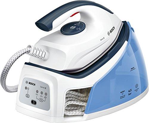 Bosch TDS2140GB Serie 2 Steam Generator Iron, 1.5 Litre, 2400 W - Blue/White