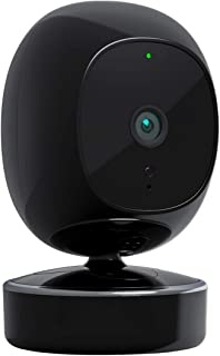 SimCam 1S Indoor Security Camera with AI Detection (Person & Pet), Facial Recognition, AI Home Automation, 2.4G&5G WiFi, 1...