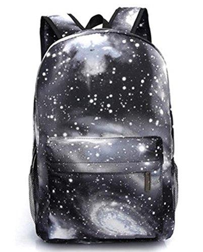 Stormiay Galaxy Sac à dos école mignon pour les filles Daypack Casual avec ordinateur portable Compartiment Fit 15 \