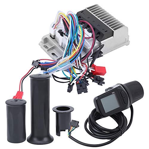 Juego de controlador sin escobillas de triciclo eléctrico, 36 / 48V 500W...