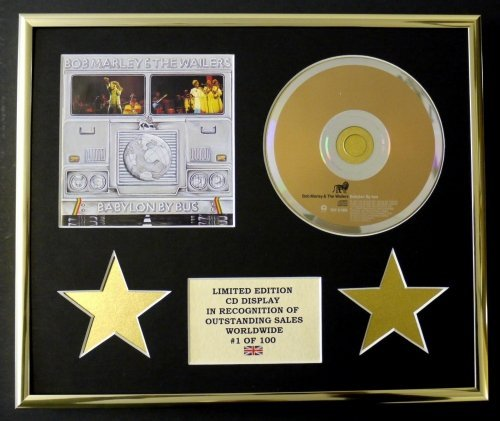 BOB Marley & The Wailers/CD/COA/Babylon by Bus