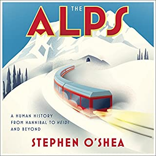The Alps audiobook cover art