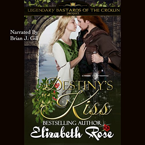 Destiny's Kiss Audiobook By Elizabeth Rose cover art