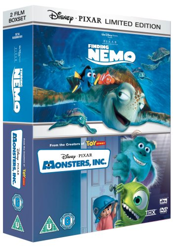 Finding Nemo/Monsters, [Collector's Edition] [Import Anglais]