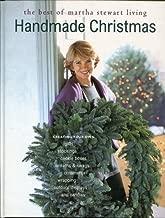 Handmade Christmas (The Best of Martha Stewart Living)