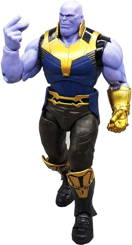 Mejor precio YIN YIN Figuras Figuras Figuras de acción Figura de Thanos - Marvel Infinity War Titan Hero Series Thanos , Avengers Infinity War Movie Figura de Thanos Diorama , Gráficos avanzados Thanos Juguete  Entrega directa y rápida de fábrica
