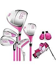 kofull Kids Golf Clubs set Complete Kids Golf Set voor kinderen vanaf 3-12 jaar
