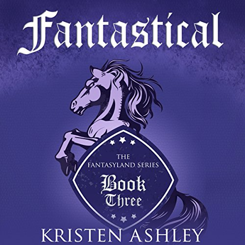 Fantastical audiobook cover art