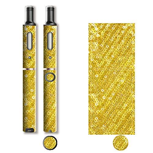 電子たばこ タバコ 煙草 喫煙具 専用スキンシール 対応機種 プルーム テック プラス Ploom TECH+ Ploom Tech Plus ロイヤルジュエリ (2) イメージデザイン 09 Royal Jewely 2 01-pt08-0145
