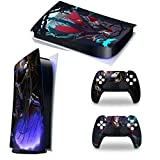 Bride Devil PS5 Console Skin Cover for Console and Controller System by Calantha & Partner