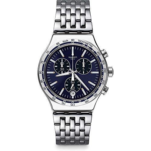 Swatch Irony Chrono Herrenuhr Dress My Wrist YVS445G