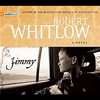 Jimmy audiobook cover art