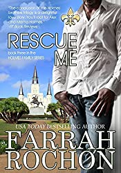 Rescue Me by Farrah Rochon Book Cover