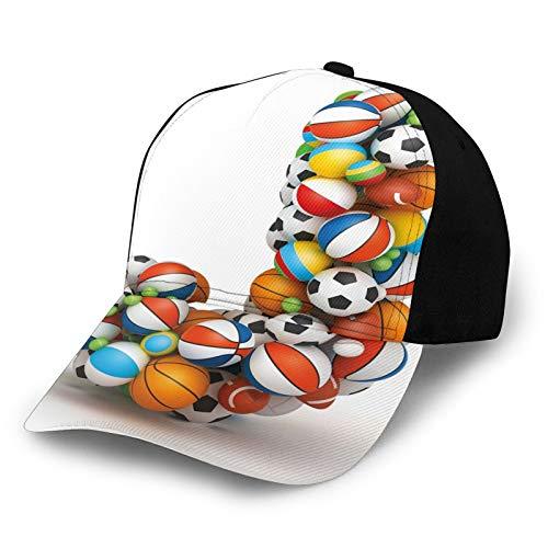 FULIYA Unisex en blanco lavado bajo perfil algodón papá sombrero gorra de béisbol letra J mayúscula artículos deportivos baloncesto fútbol cerdo divertido diseño