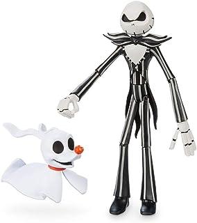 Disney Jack Skellington med noll actionfigur leksakslåda set