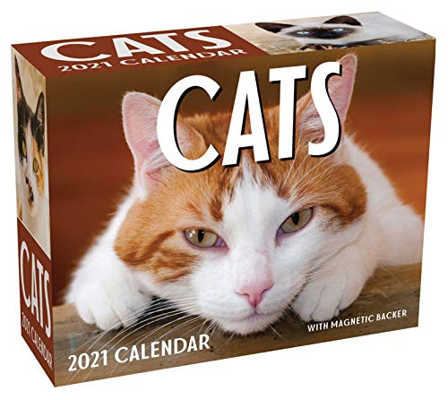 Cats 2021 Mini Day-to-Day Calendarの詳細を見る