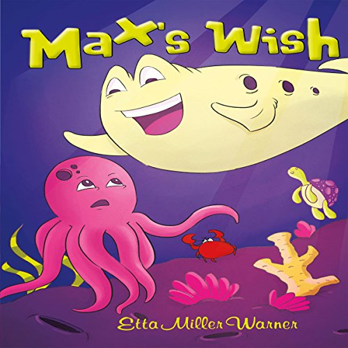 Max's Wish audiobook cover art
