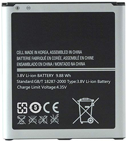 Galaxy S4 Battery,Cleantt 2600mAh Li-ion...