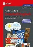 Fundgrube für die Freiarbeit Englisch: Praxismaterialien zum selbsttätigen Lernen nach Montessori (5. bis 7. Klasse)