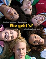 Wie Geht's?: An Introductory German Course (World Languages)