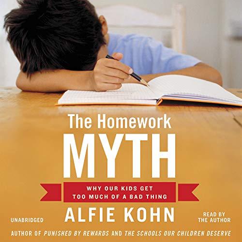 Couverture de The Homework Myth