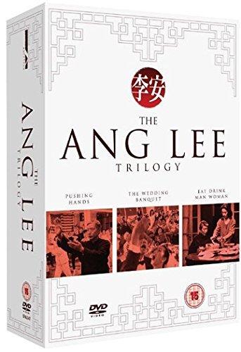 The Ang Lee Trilogy - 3-DVD Box Set ( Tui shou / Xi yan / Yin shi nan nu ) ( Pushing Hands / The Wedding Banquet / Eat Drink Man Woman ) [ Origine UK, Nessuna Lingua Italiana ]