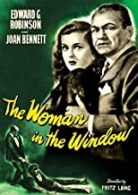 WOMAN IN THE WINDOW (1945) - WOMAN IN THE WINDOW (1945) (1 DVD)