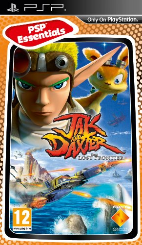 Jak and Daxter: The Lost Frontier Essential (PSP) [Importación inglesa]