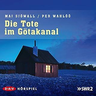 Die Tote im Götakanal Titelbild