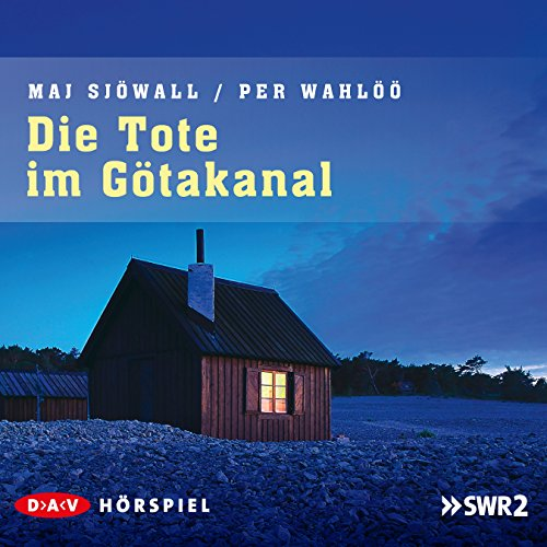 Die Tote im Götakanal audiobook cover art