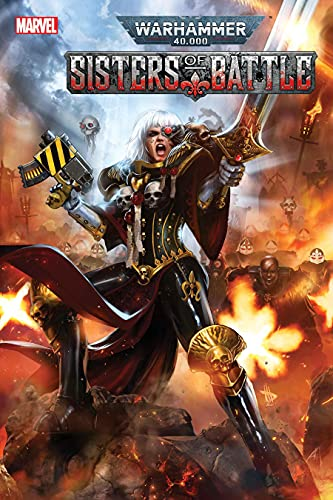 Warhammer 40,000: Sisters Of Battle (2021) #5 (of 5) (English Edition)