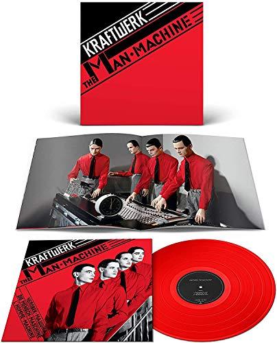 The Man-Machine (Transparent Red Vinyl) [VINYL]