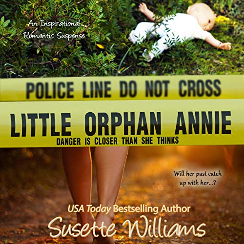 Little Orphan Annie audiobook cover art