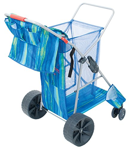 Rio Deluxe Wonder Wheeler Beach Cart