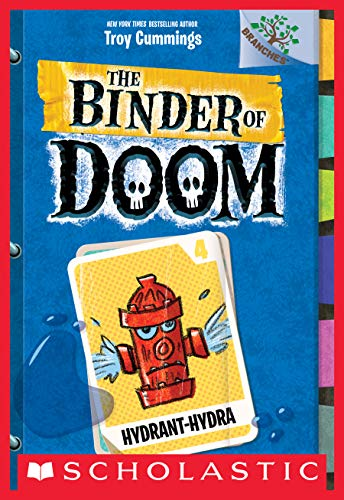 Hydrant-Hydra: A Branches Book (The Binder of Doom #4) (English Edition)