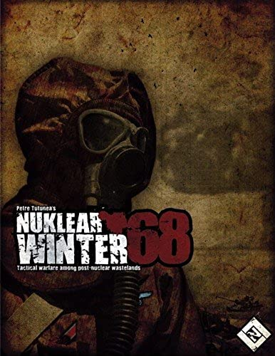 LNL  Nuklear Winter '68 Board Game by LNL Lock 'n Load Publishing