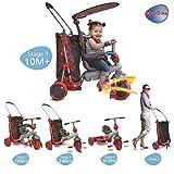 Smart Trike - 7000100 - Vélo et Véhicule - Tricycle - Smart & Go
