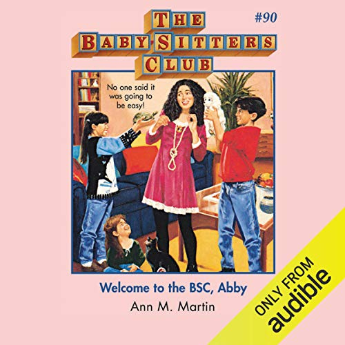 Couverture de Welcome to the BSC, Abby