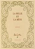 La Belle et la bête, le manuscrit