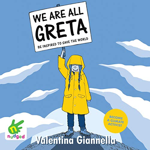We Are All Greta cover art