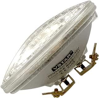 Vstar LED PAR36 9W (Eq to 50W Halogen) 12V AC/DC Lamp Landscape Waterproof (Cool White)