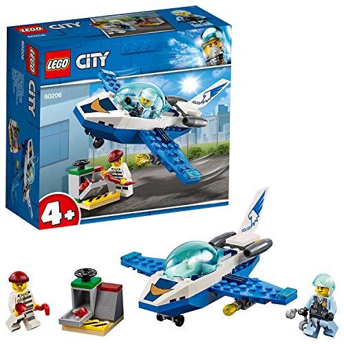 LEGO City - Pattugliamento della Polizia aerea, 60206