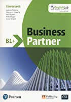 Business Partner B1+ Coursebook with MyEnglishLab