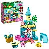 LEGO Duplo Princess Il Castello Sottomarino di Ariel con Bambola della...