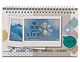 Fujifilm Instax Wide Tischkalender