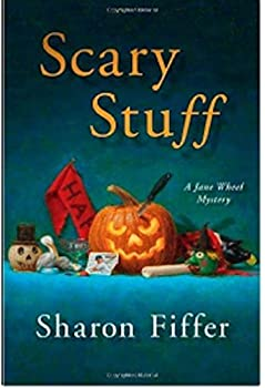Paperback Scary Stuff (paperback) Book